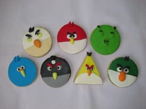 Angery Birds Cookies 01