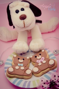 AngelsCake-Baby Teddy Bear