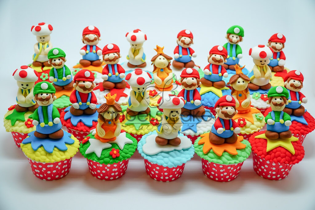 Mario Brother Cake Images