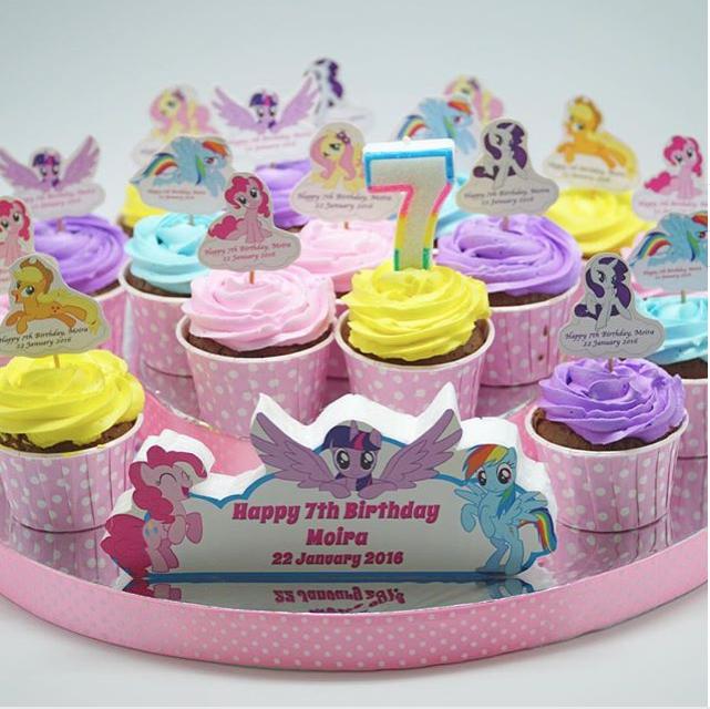 My Little PonyCupcakes