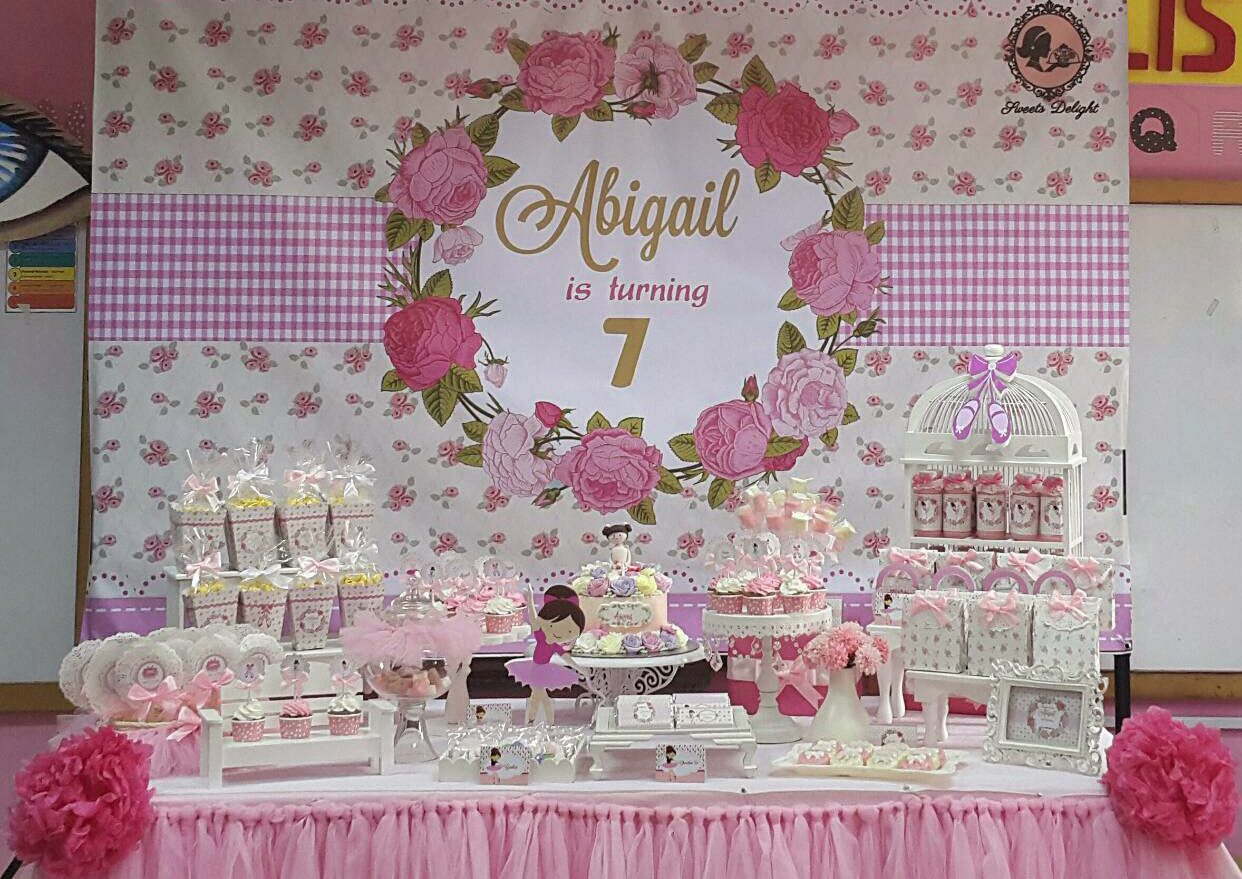 Dessert Table for your party